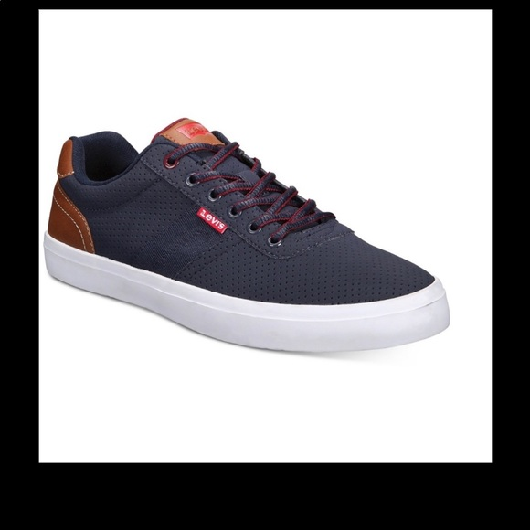 Levi's miles sneakers for men size 8.5